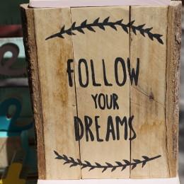 Následuj své sny